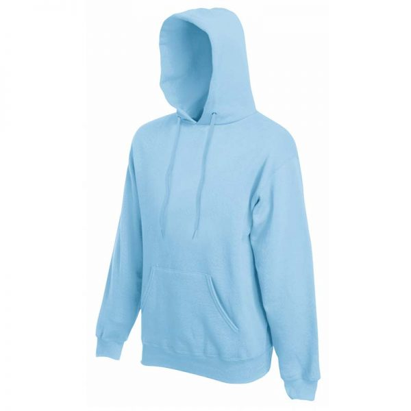280g 80/20 CP Mens Classic Hooded Set-in Sweat - SSHA-sky