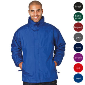 Premium Reversible Waterproof Polar Fleece - TFA06