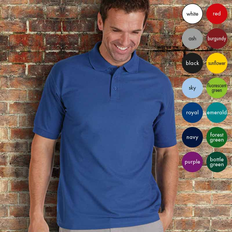 100% Cotton Extra Premium Polo TPA01