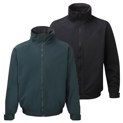 Harris Fleece-Lined Peached Waterproof Jacket - WJAA262