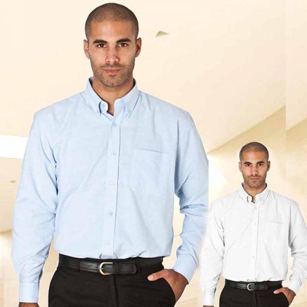 135gsm 70/30 CP Oxford Shirt Short Sleeve -WSHA05