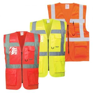 Hi-Vis Berlin Executive Vest - WWCA476-main