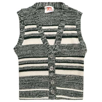 Waist Coat Sleeveless Front Button VCAA81-bottle