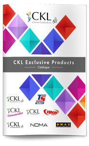 CKL has been a major UK manufacturer, importer and distributor for over 45 years