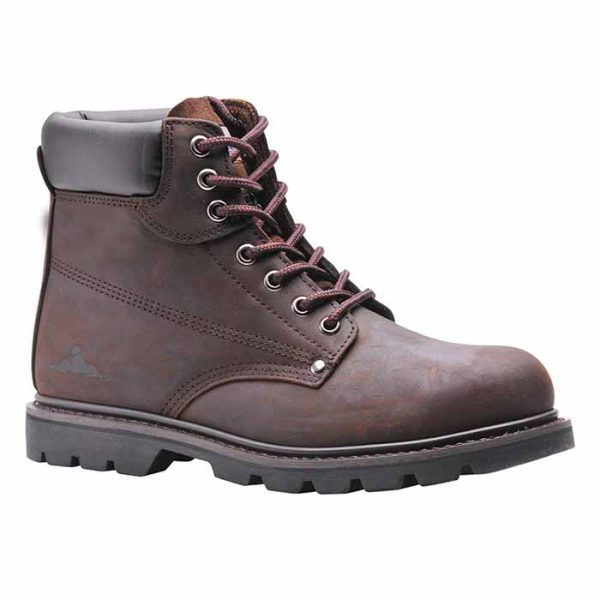 Steelite Welted Safety Boot SB -WSFA17-brown
