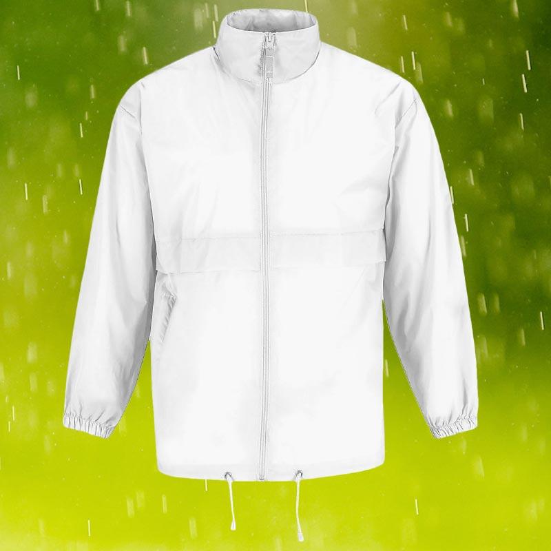 100% Taffeta Nylon SIROCCO Mens Showerproof Bowling Jacket - BA601