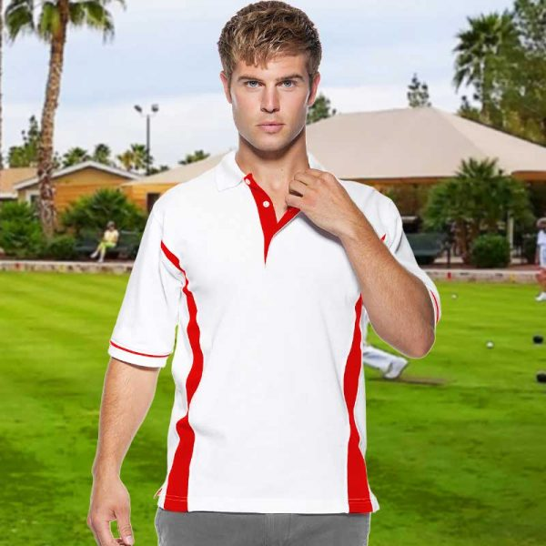 210gsm 100% Cotton Scottsdale Bowls Polo - KK617