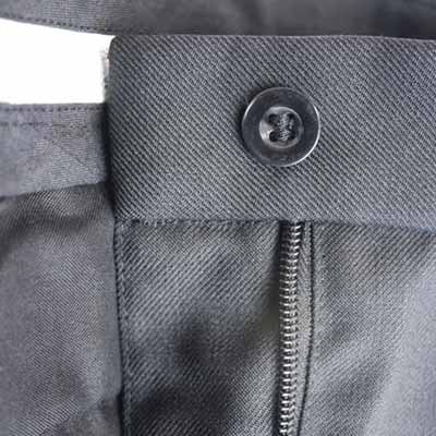 Mens Police Poly-Wool Trousers - WTRPA47-details