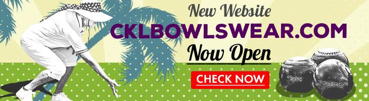 NEW CKL Bowlswear Website