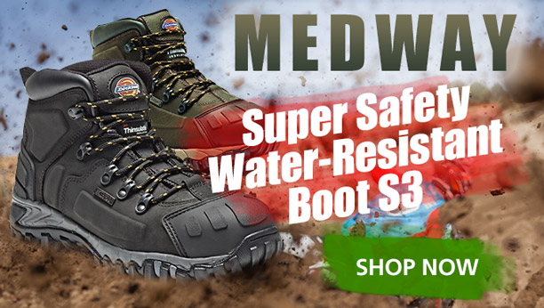 'Medway' Super Safety Water-Resistant Boot S3 Style No: WSFA23310