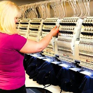 Bespoke Embroidery Service
