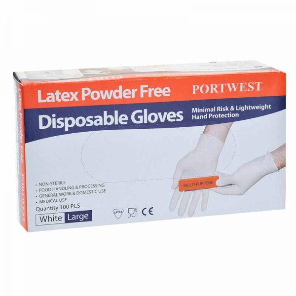 Powder Free Latex Disposable Glove - A915