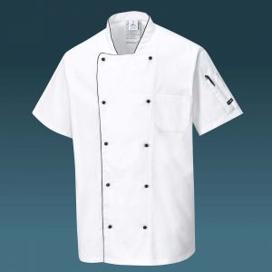 Aerated Chefs Jacket - C676