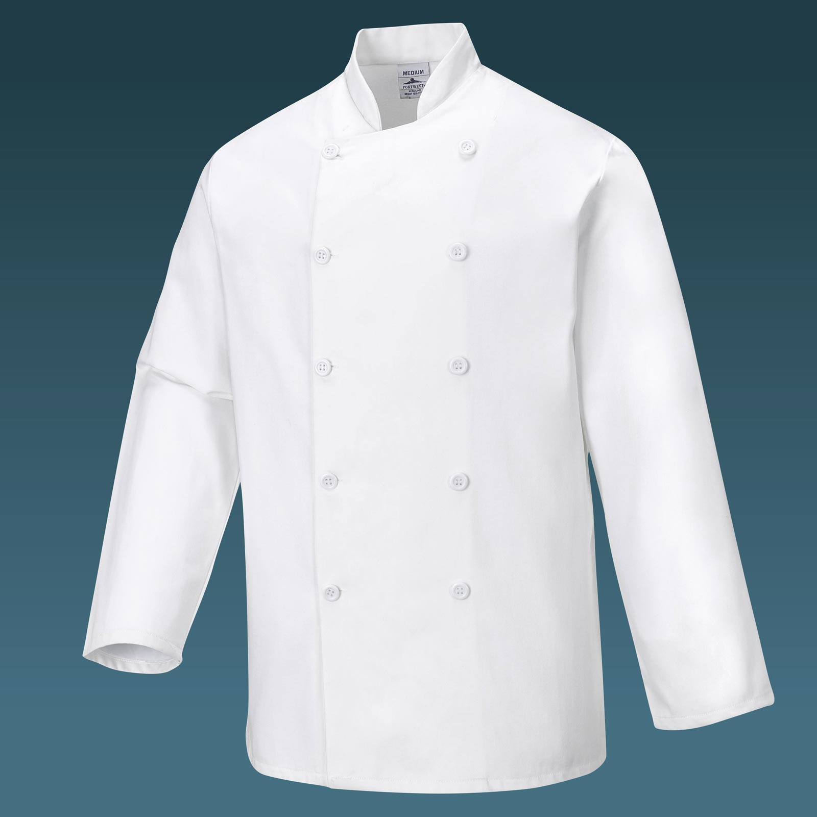 280gsm Sussex Chefs Jacket - C836