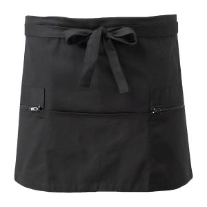 Short Apron Two Zip Pockets - CCAP6