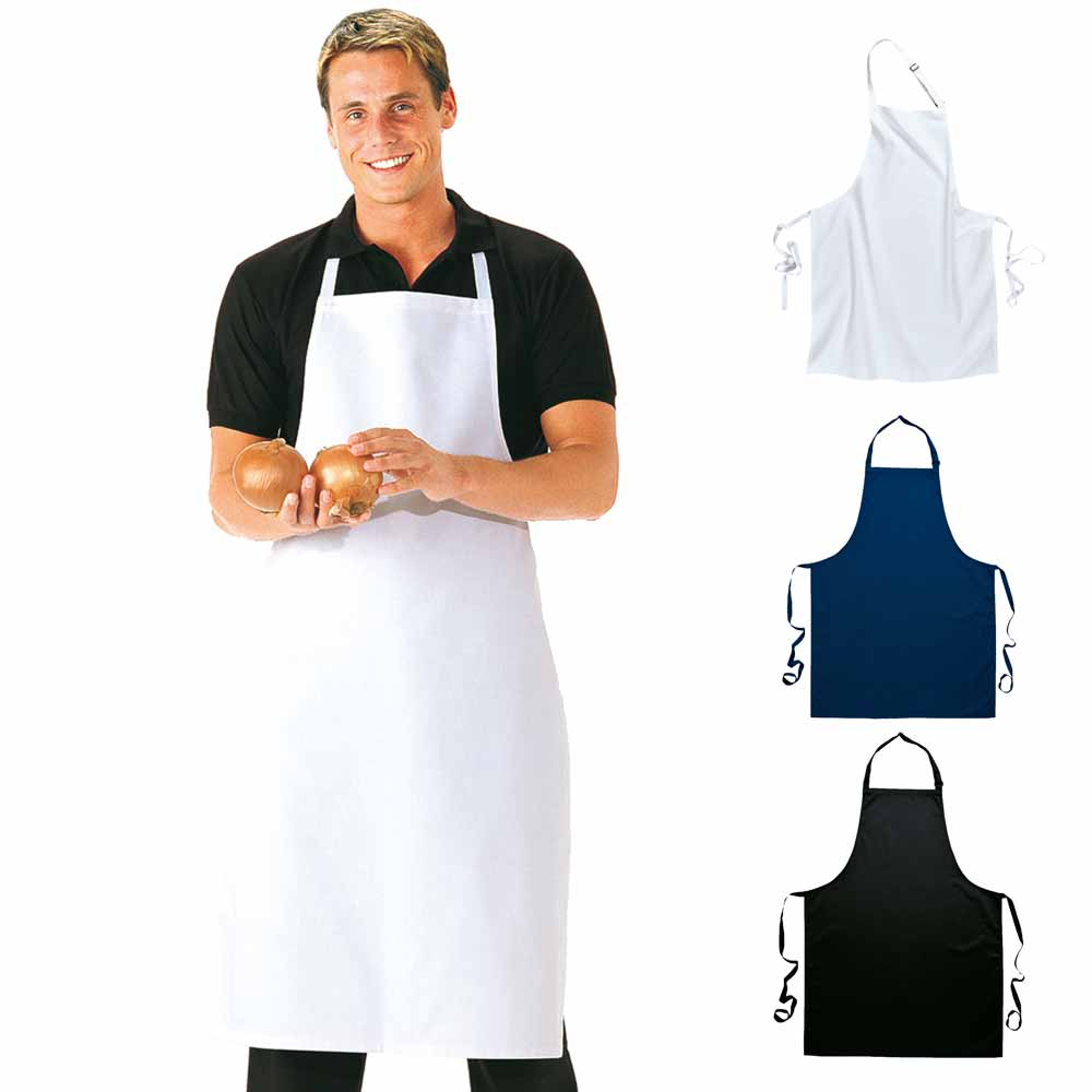 Cotton Bib Apron - S840