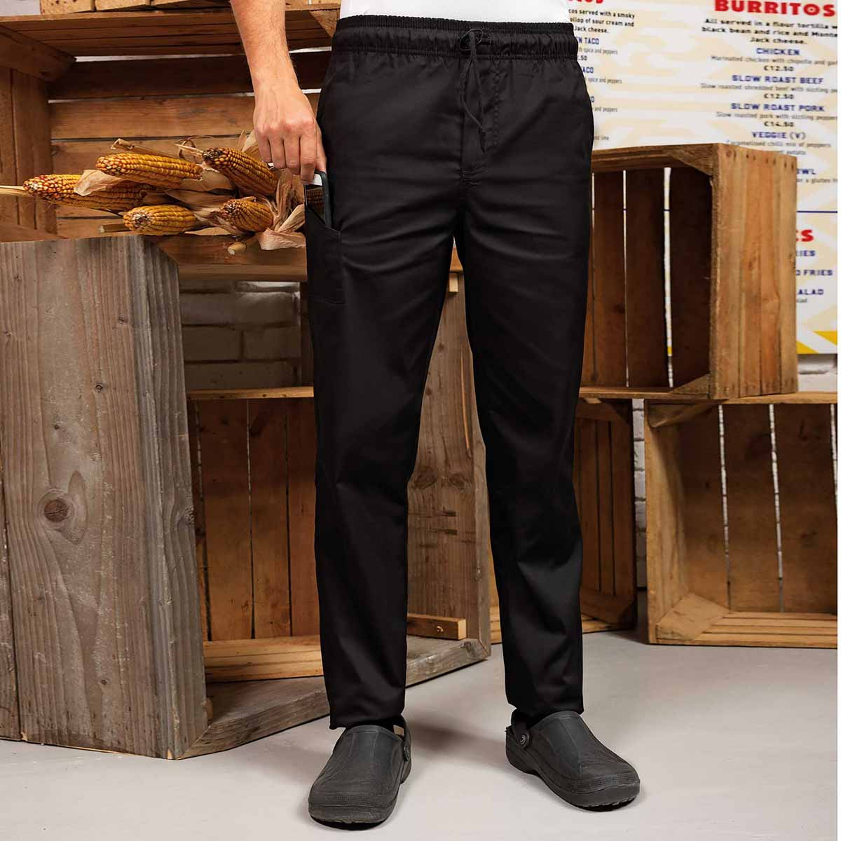 Chef's Select Slim Leg Trousers - PR554