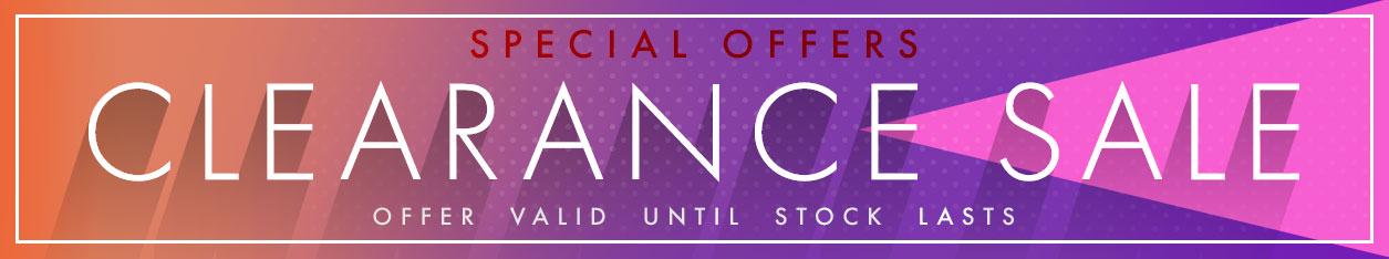 CKL's Special Offer - Sale - Clearance - Bundle Pack