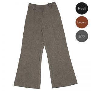 Girls Sch Trouser - Button Bootleg - CTRG05